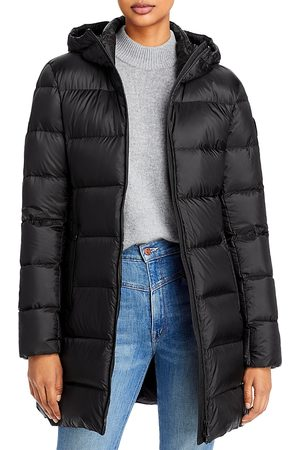 Moose Knuckles Margaree Quilted Down Parka