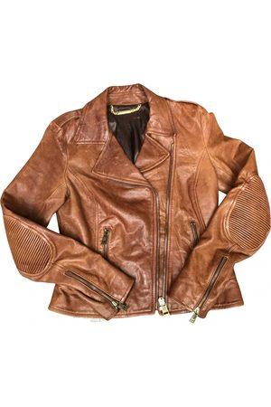 FAITH CONNEXION Women Leather Jackets - Leather biker jacket