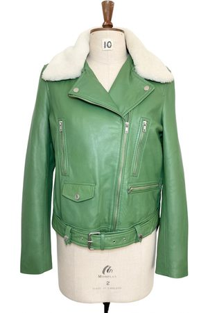 Each x Other Women Leather Jackets - Each x Leather jacket