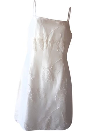 Calvin Klein Women Party Dresses - Silk mini dress