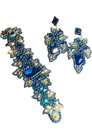 Swarovski Women Jewellery Sets - Leather jewellery set
