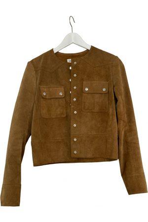 Isabel Marant Women Leather Jackets - Leather biker jacket