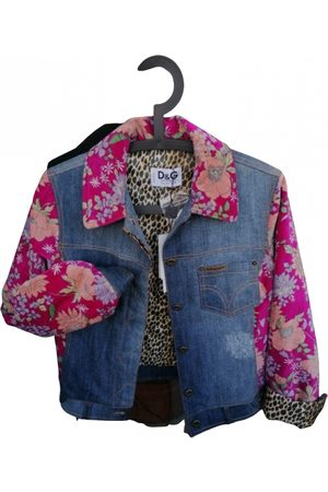 D&G by Dolce & Gabbana Women Jackets - Velvet jacket