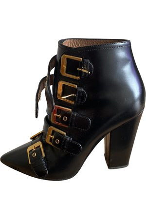 LAURENCE DACADE Women Ankle Boots - Leather ankle boots