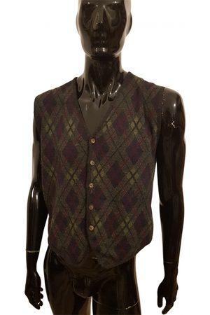 Missoni Men Tank Tops - Wool vest