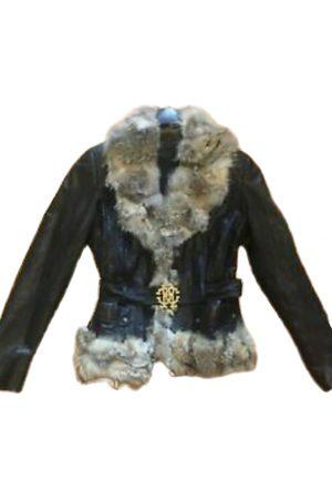 Roberto Cavalli Women Leather Jackets - Leather jacket