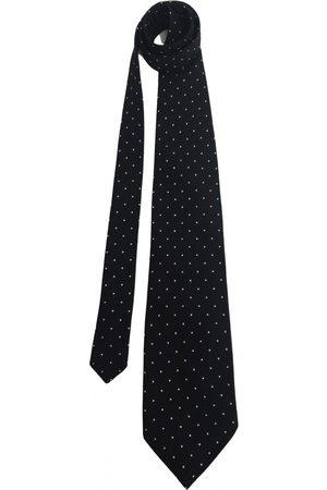 Moschino Men Neckties - Wool tie