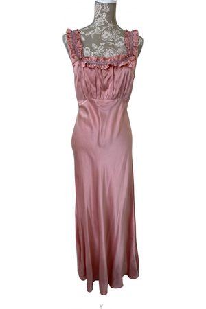 Doen Silk maxi dress