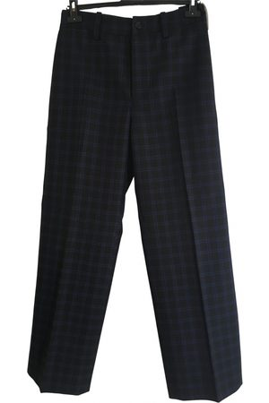 Marni Wool straight pants