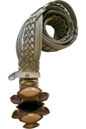 Roberto Cavalli Leather belt