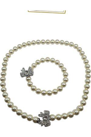 Miu Miu Pearls jewellery set