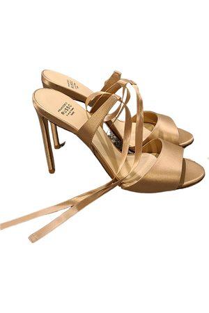 Francesco Russo Women Sandals - Cloth sandal