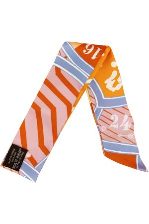 Hermès Women Scarves - Twilly 86 silk scarf