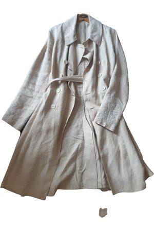 Ralph Lauren Linen trench coat