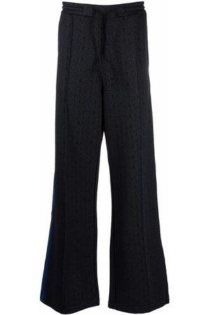 Lanvin Men Sweatpants - JL Maze jacquard track pants