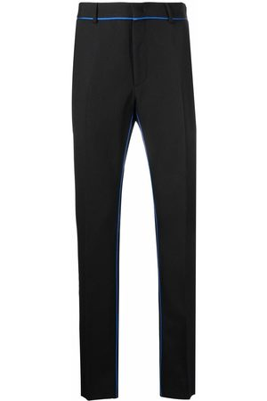 Fendi Straight-leg tailored trousers