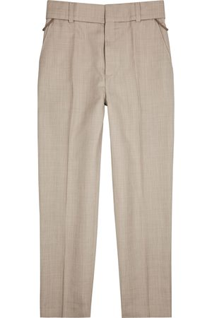 Jacquemus Le Pantalon De Costume straight-leg wool trousers