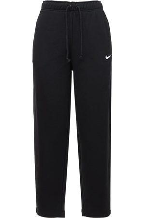 Nike Women Pants - Cotton Blend Brushed Fleece Pants