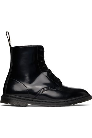 Dr. Martens Polished Smooth Winchester II Boots