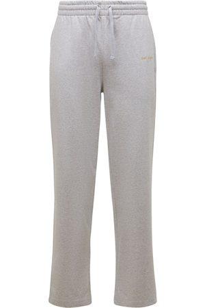 Axel Arigato Men Sweatpants - Trademark Organic Cotton Sweatpants
