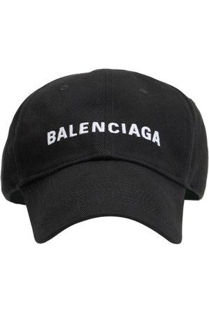 Balenciaga Men Caps - Logo Embroidery Baseball Cap