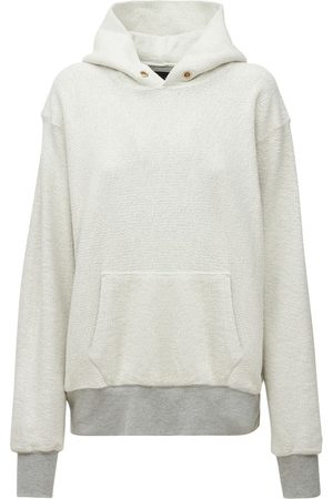 Les Tien Women Hoodies - Cotton Sweatshirt Hoodie