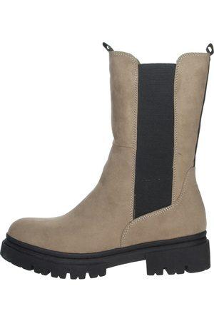 Marco Tozzi Women Boots - Boots Women Tortora Microfibra