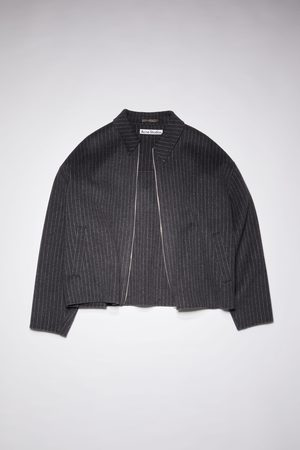 Acne Studios Men Jackets - FN-MN-OUTW000700 /white Pinstripe jacket
