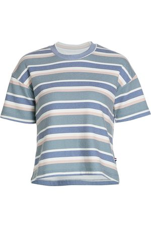 SOL ANGELES Cottage Stripe T-Shirt