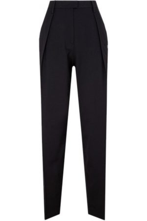 OFF-WHITE Wool straight pants