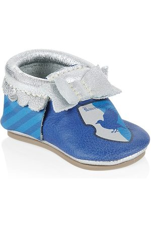 Freshly Picked Loafers - Baby's x Harry Potter Ravenclaw City Moccassins