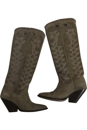 Isabel Marant Women Cowboy Boots - Cowboy boots