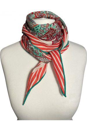 Hermès Losange cashmere scarf