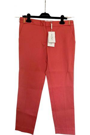 Salvatore Ferragamo Women Straight Leg Pants - Straight pants