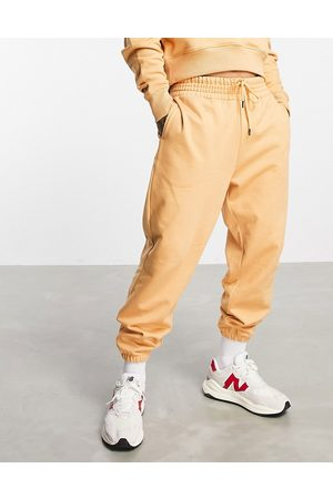 ASOS Organic oversized heavyweight sweatpants in - part of a set