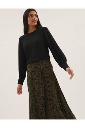 Marks & Spencer Women Long sleeves - Long Sleeve Top