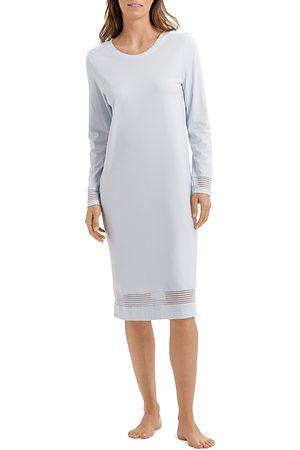 Hanro Ira Long Sleeve Gown