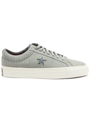 Converse Mellow Mild One Star Canvas Trainers - Mens