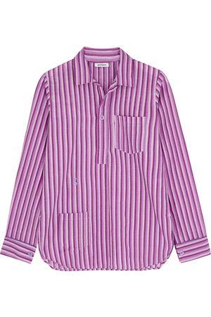 Gimaguas Women Pajamas - Ric striped cotton pyjama set
