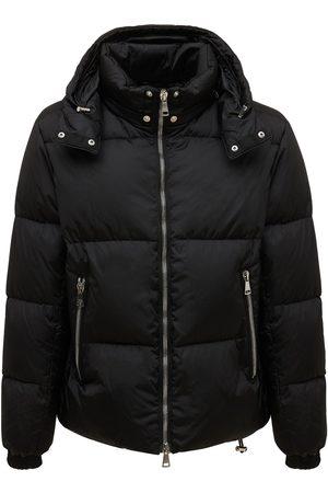 TATRAS Grami Hooded Nylon Down Jacket