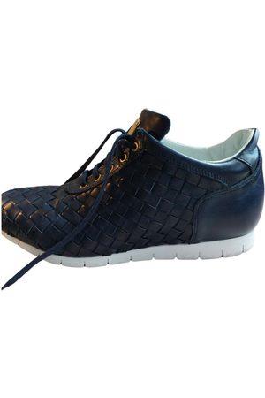 Roberto Botticelli Leather trainers