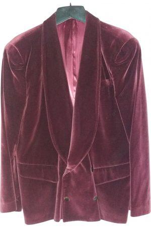 Thierry Mugler Velvet vest