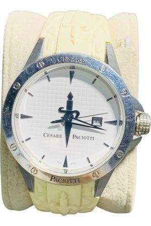 Cesare Paciotti Silver gilt watch