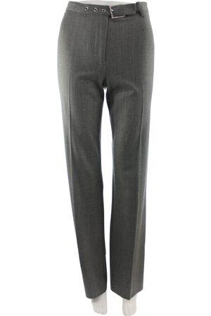 Michael Kors Wool straight pants