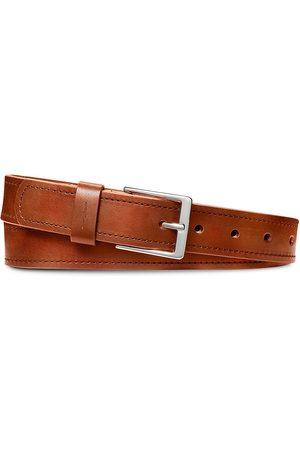 SHINOLA Single Stitch Belt
