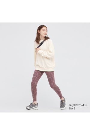 UNIQLO Women Long sleeves - Women's Stretch Fleece Pullover Long-Sleeve Shirt, , XXS