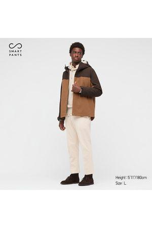 UNIQLO Men Stretch Pants - Men's Smart 2-Way Stretch Corduroy Ankle-Length Pants, , XS