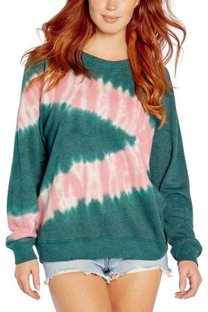 Wild Fox Women's Watermelon Wash Tie Dye Long Sleeve T-Shirt