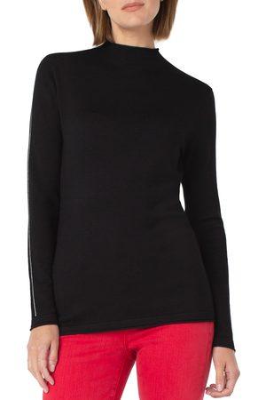 Liverpool Los Angeles Women's Rolled Hem Sweater