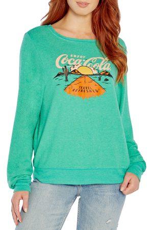 Wild Fox Women's Travel Refreshed Graphic Sweater
